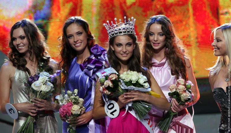 17 Günün Güzelleri   Miss Ukrayna 2010