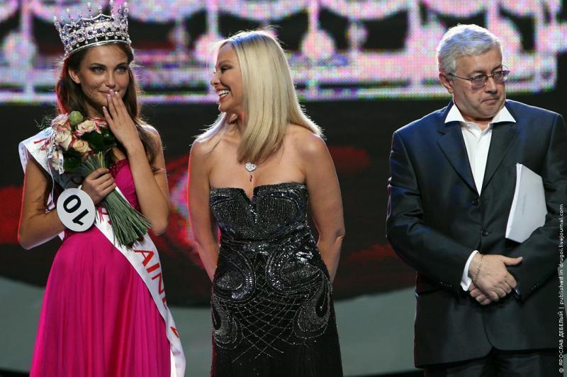 18 Günün Güzelleri   Miss Ukrayna 2010