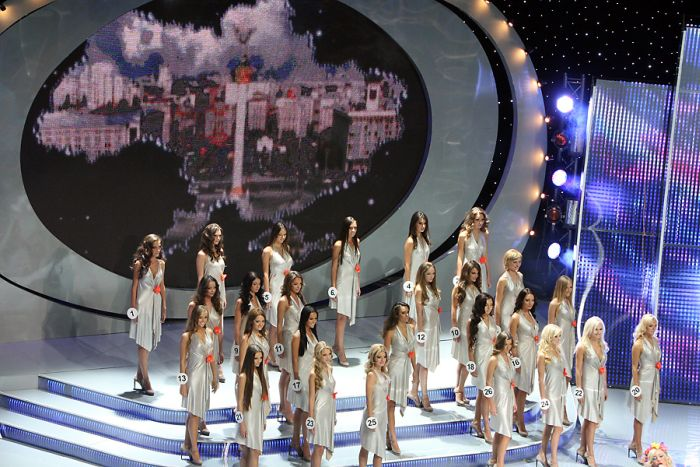 3 Günün Güzelleri   Miss Ukrayna 2010