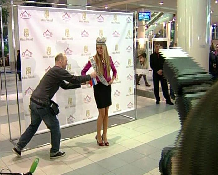 Russian Miss World 2008 2