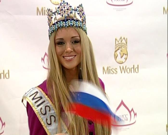 Russian Miss World 2008 3