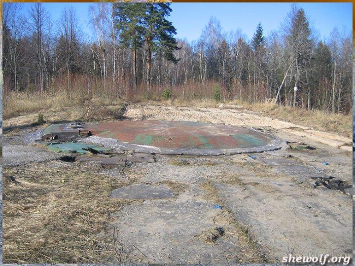 Russian missile launch site 1