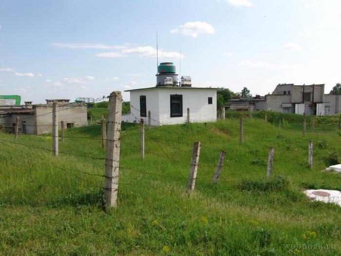 Russian Missile silo 1