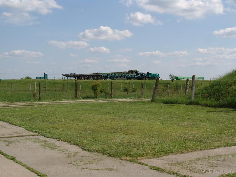 Russian Missile silo 2