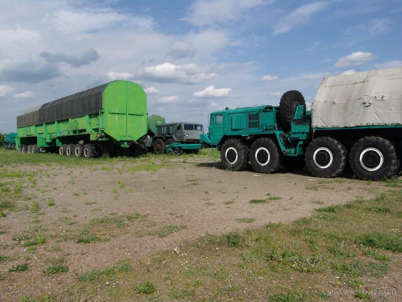 Russian Missile silo 8