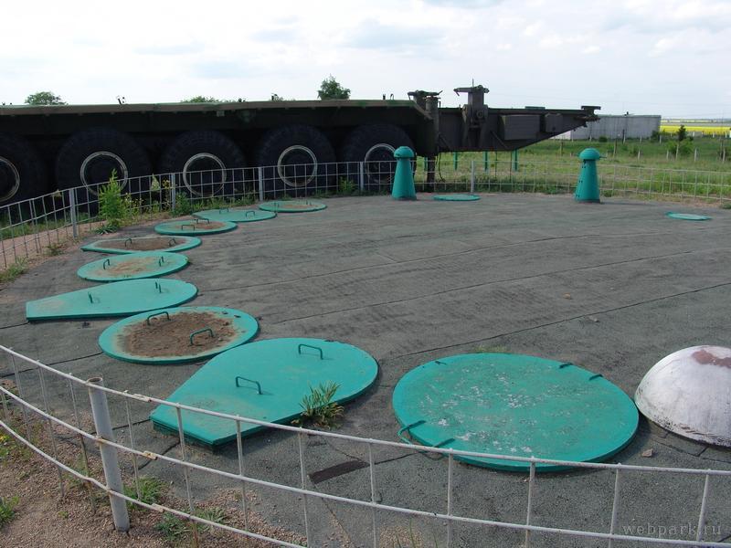 Russian Missile silo 9