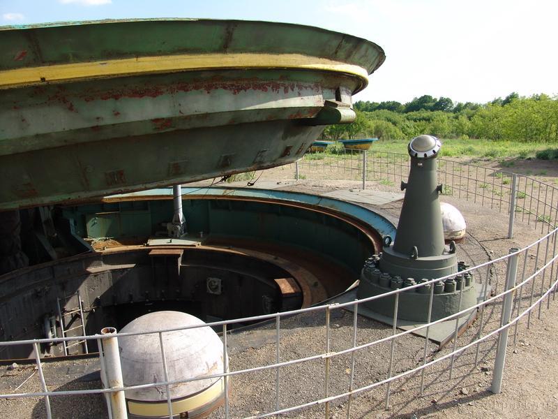 Russian Missile silo 11