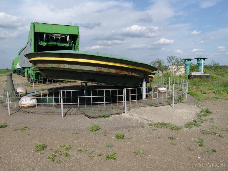 Russian Missile silo 12