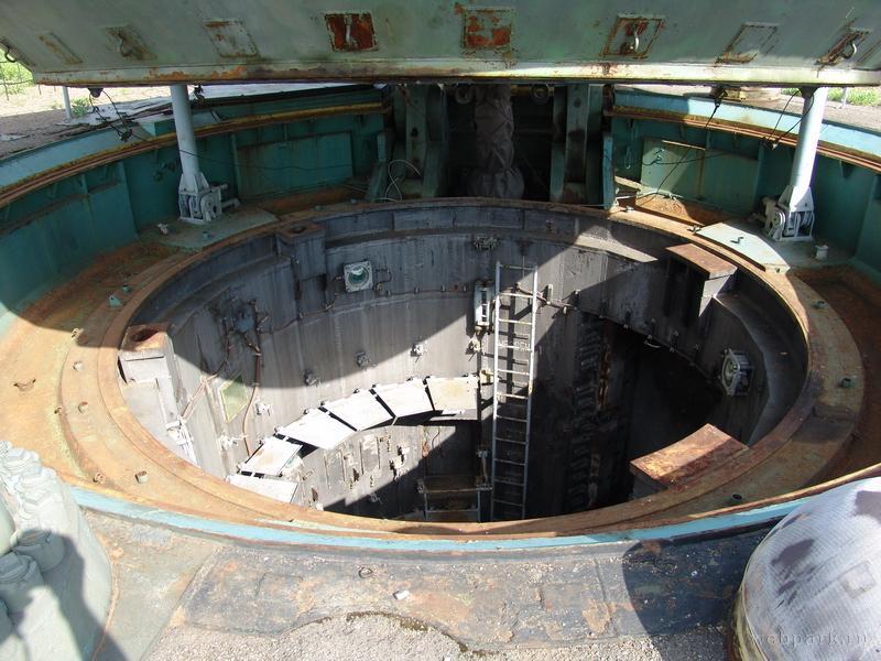 Russian Missile silo 13