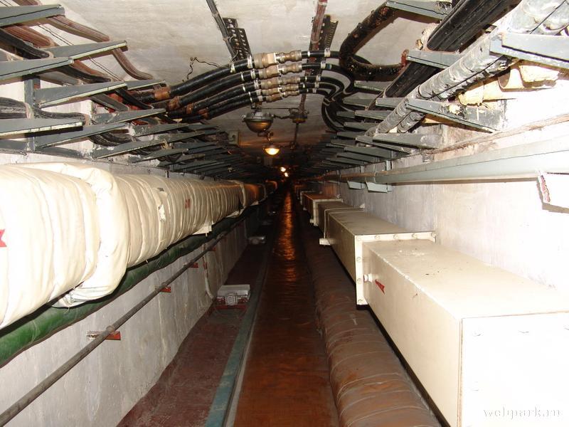 Russian Missile silo 21