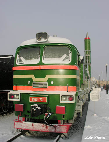missile train, russia, st. petersburg 1
