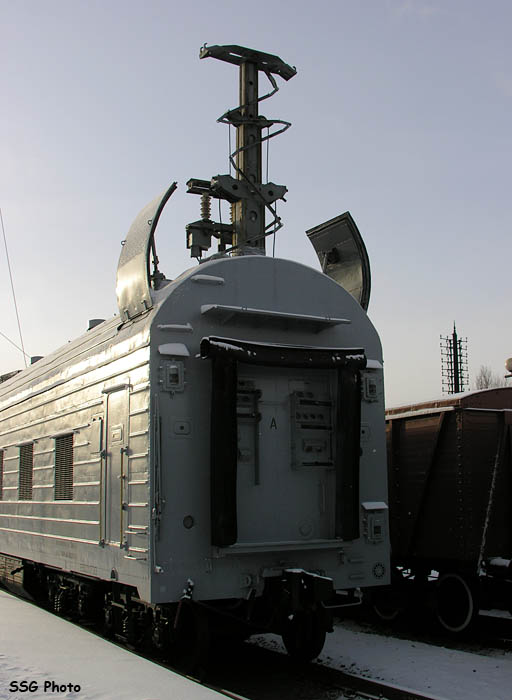 missile train, russia, st. petersburg 2
