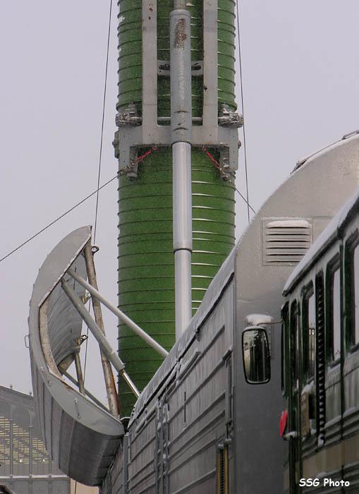 اطلاق الصواريخ من القطارات. 6