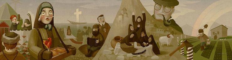 Russian modern art 2