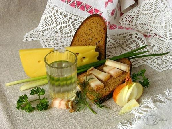 Russian cuisine 1