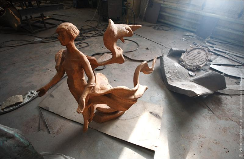 Monuments and Sculptures Manufacture 25