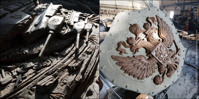 Monuments and Sculptures Manufacture 9