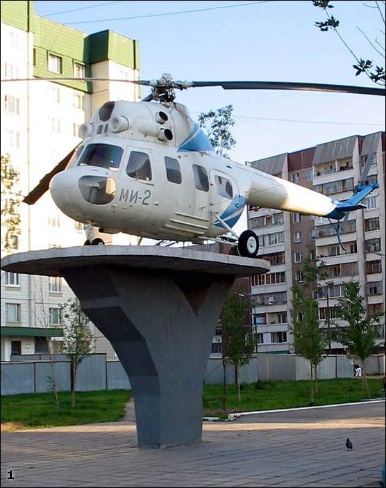 monuments of russian aviation 3