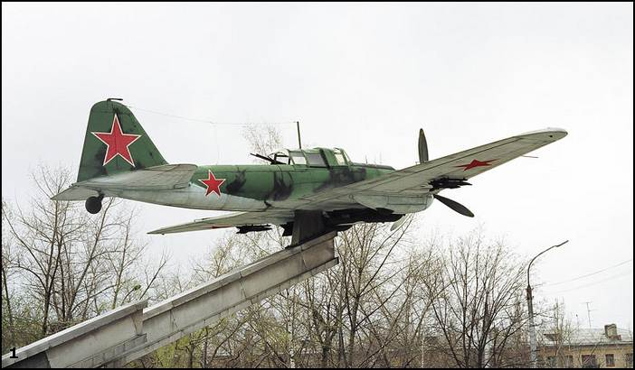 monuments of russian aviation 6