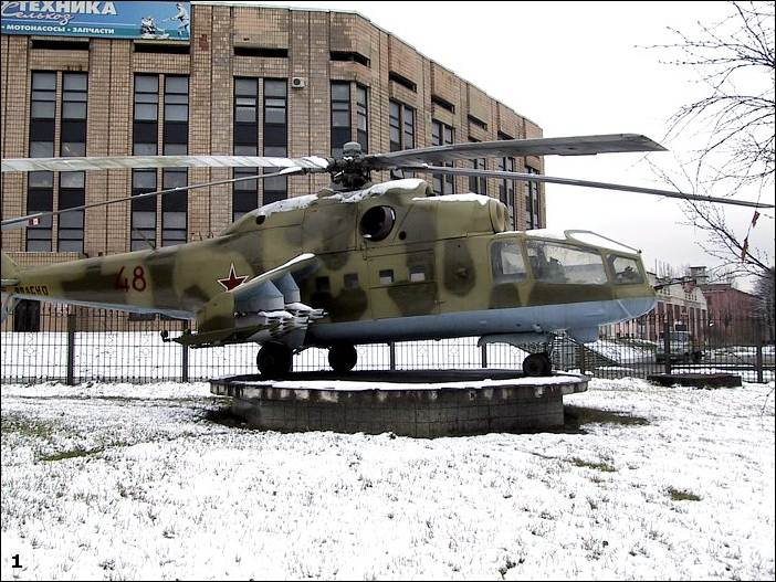 monuments of russian aviation 7