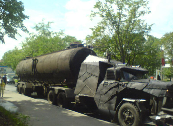 More Pictures of Mad Max Truck 3