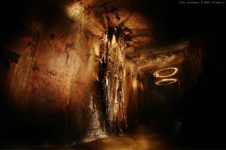 underground river under Moscow 10