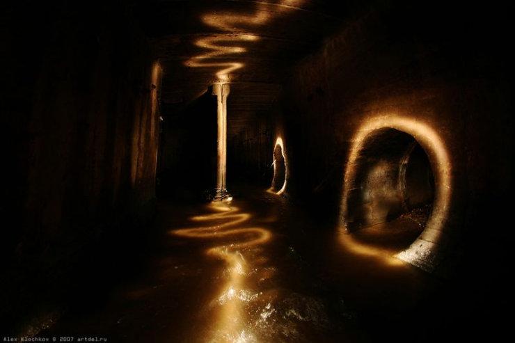 underground river under Moscow 11