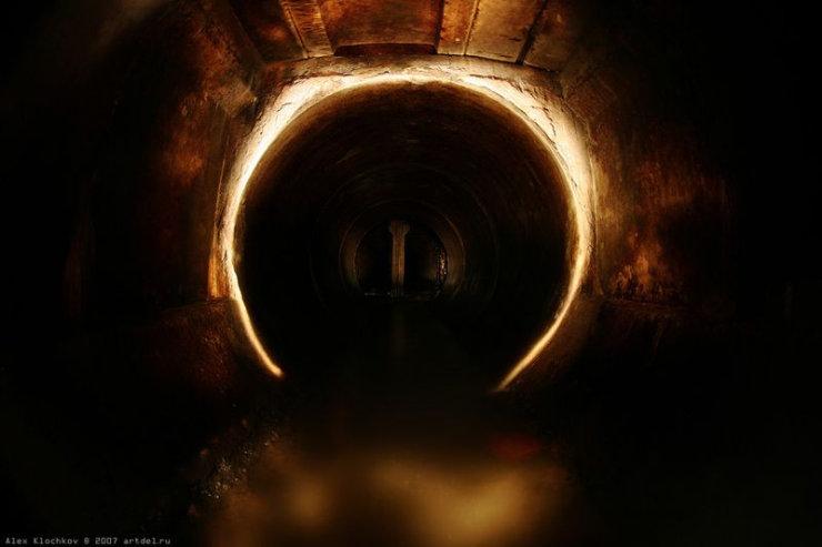 underground river under Moscow 12