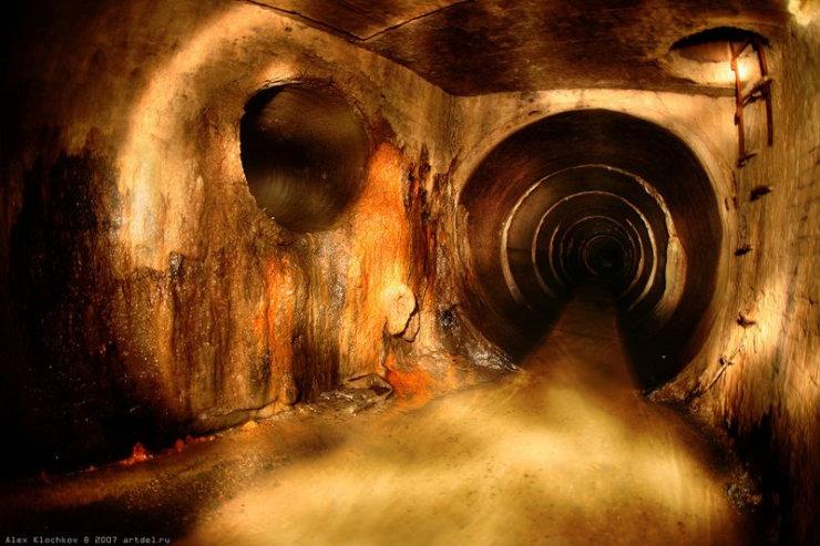 underground river under Moscow 3