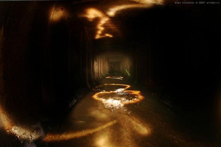 underground river under Moscow 9