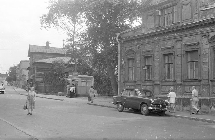 Moscow, Russia, vintage photos 11