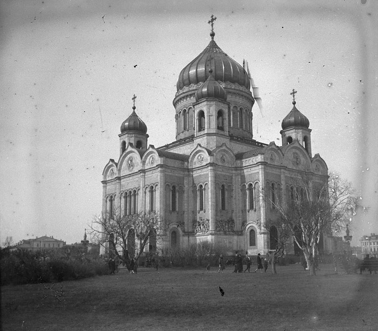 Moscow, Russia, vintage photos 13
