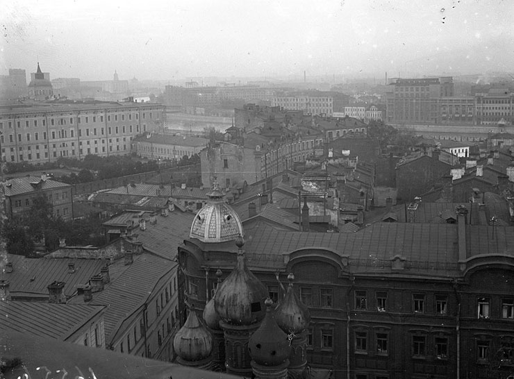 Moscow, Russia, vintage photos 7