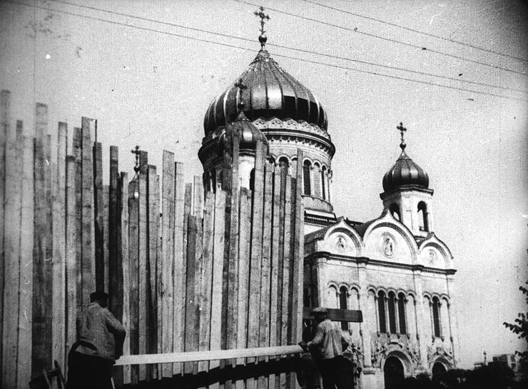 Moscow, Russia, vintage photos 8