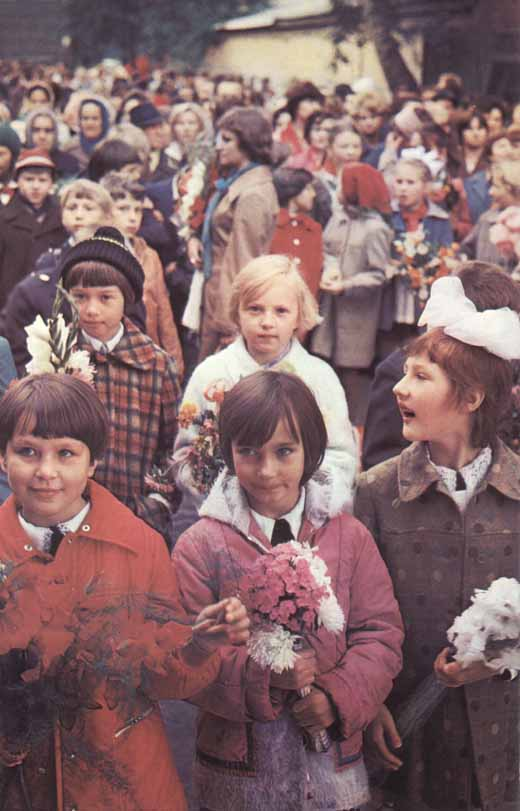 USSR in the 70-s 68
