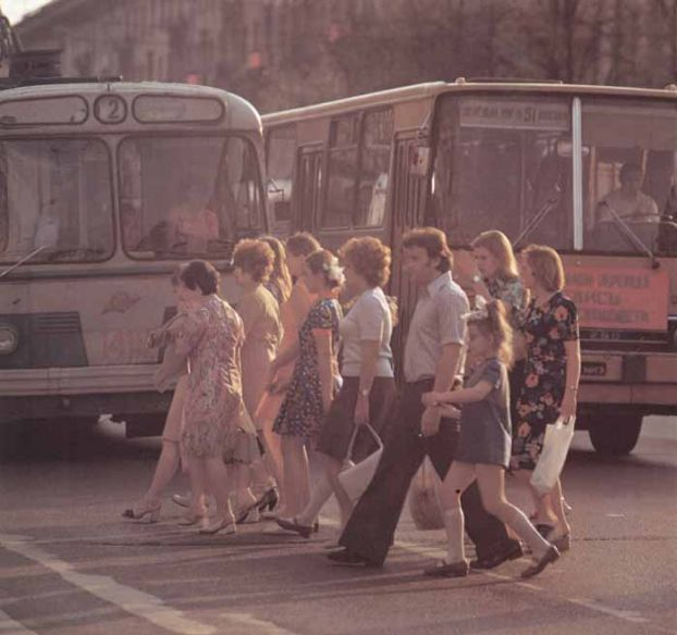 More pictures of USSR in 70s 20