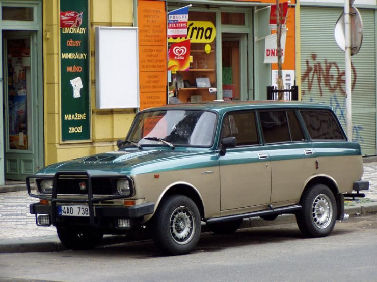weird Russian tuning and car modifications 101