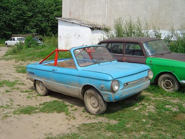 weird Russian tuning and car modifications 104