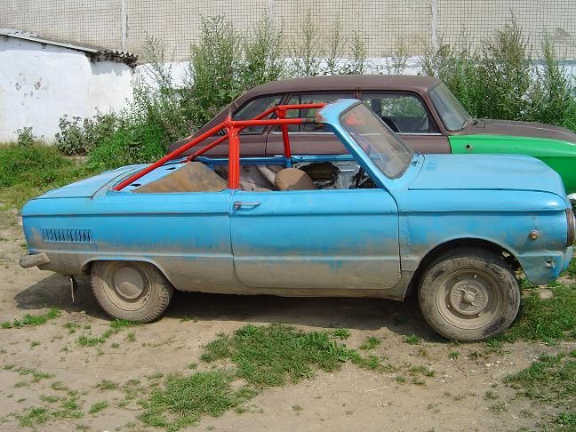 weird Russian tuning and car modifications 105