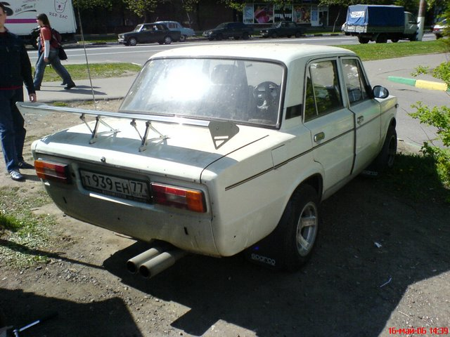 weird Russian tuning and car modifications 11