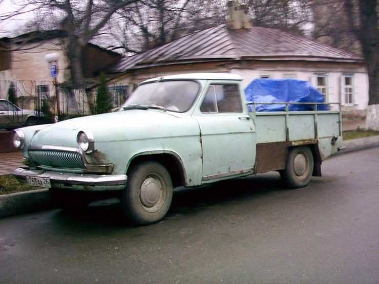 weird Russian tuning and car modifications 116