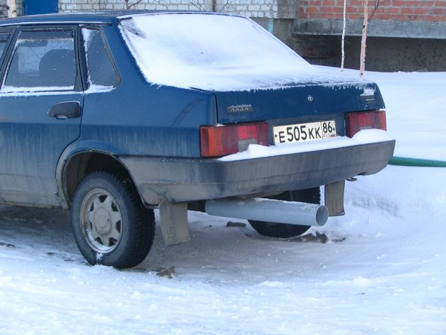 weird Russian tuning and car modifications 12