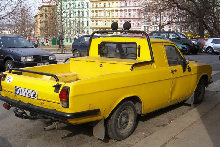 weird Russian tuning and car modifications 123