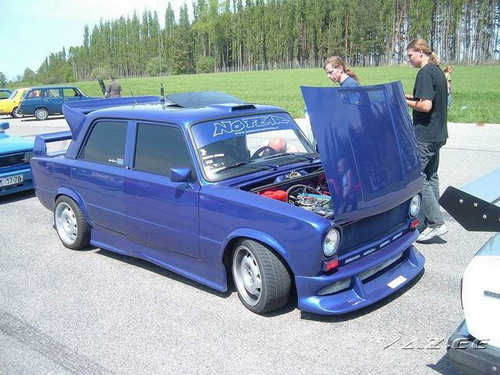 weird Russian tuning and car modifications 143