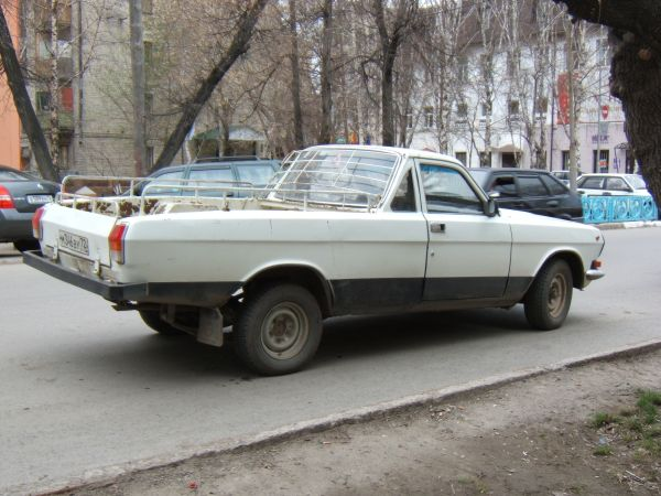 weird Russian tuning and car modifications 2