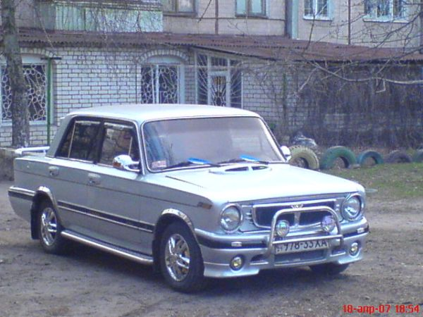 weird Russian tuning and car modifications 32