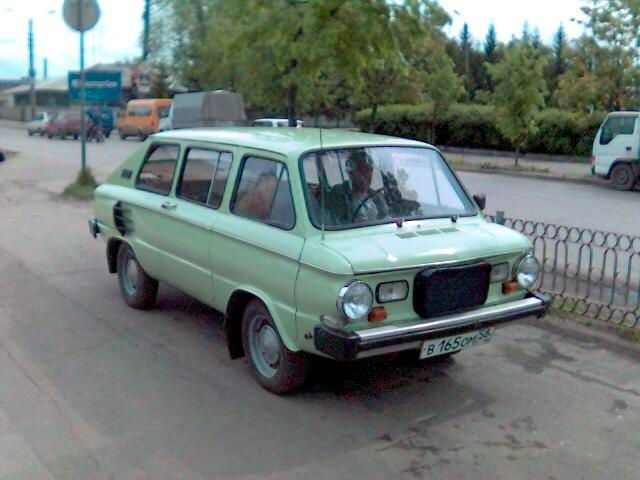 weird Russian tuning and car modifications 71