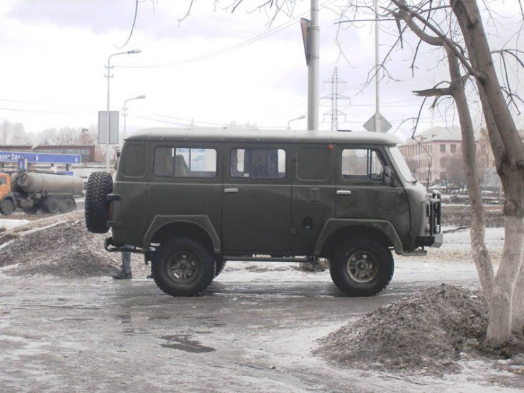 weird Russian tuning and car modifications 77
