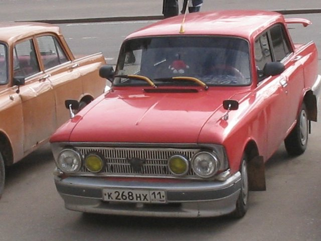 weird Russian tuning and car modifications 8