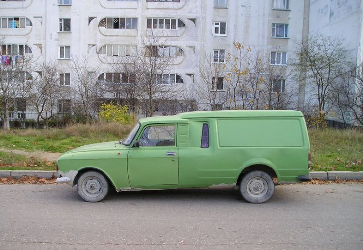 weird Russian tuning and car modifications 84